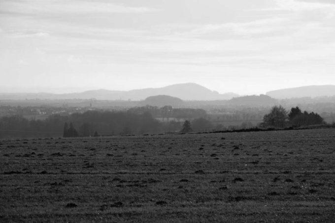 Baunatal // Blick ins Tal