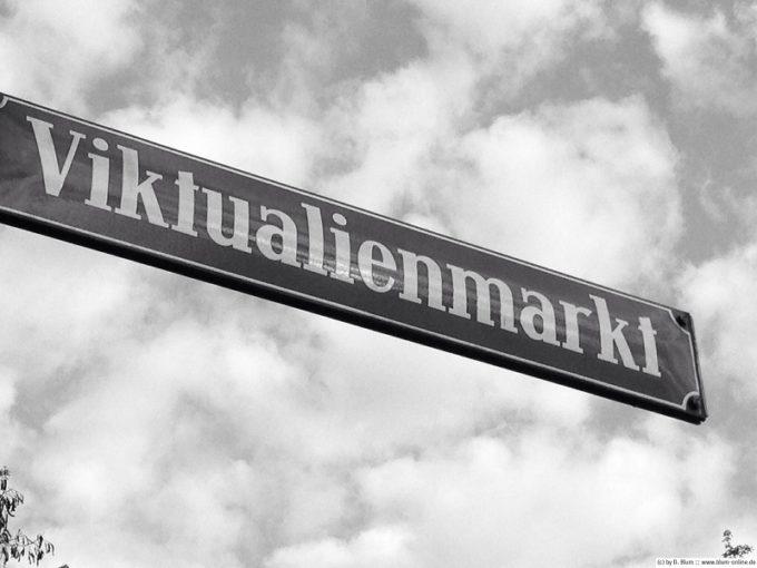 München // Viktualienmarkt
