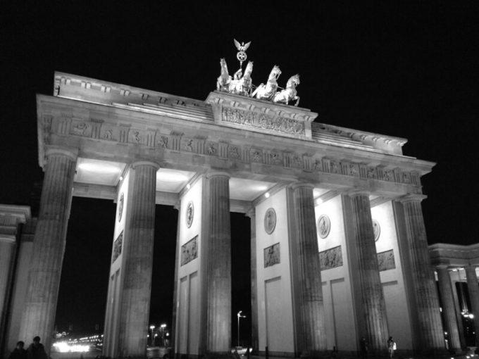 Berlin // Brandenburger Tor
