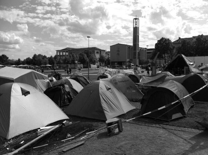 d13 // Occupy // Zeltdorf