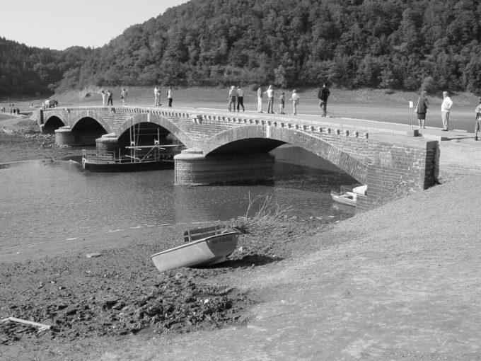 Edersee // Alte Brücke
