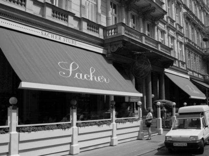 Wien // Sacher