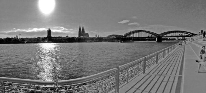Köln // Blick auf Dom