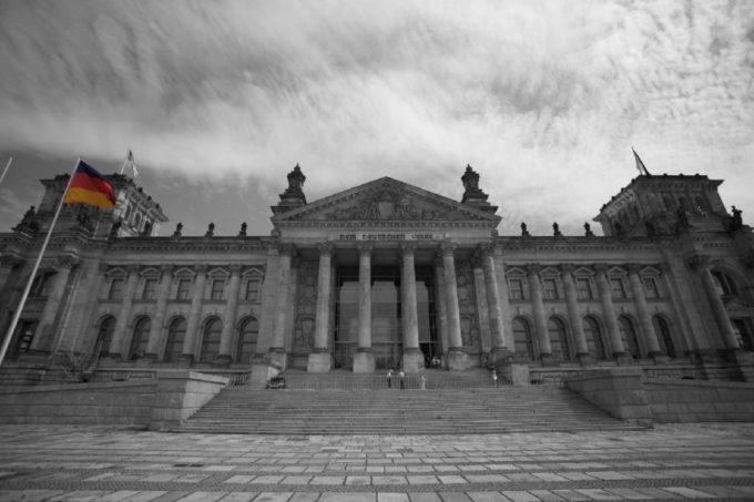 Berlin // Reichstag