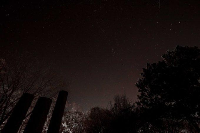 Baunatal // Nachthimmel