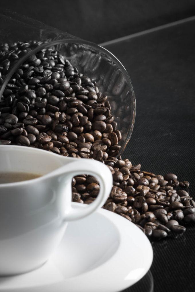 Produktfotografie // Kaffee