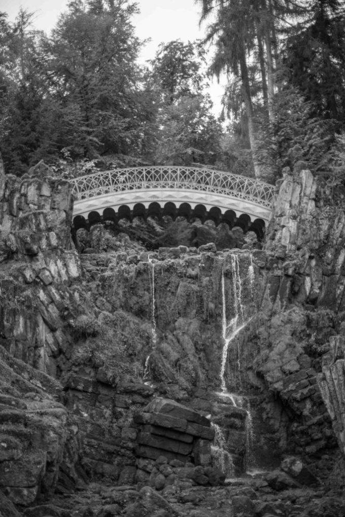 Bergpark Wilhelmshöhe // Teufelsbrücke