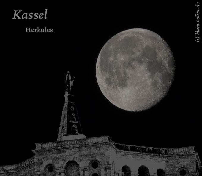 Mond // Herkules