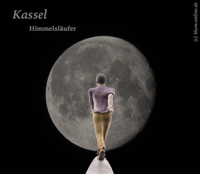 Mond // Himmelsläufer