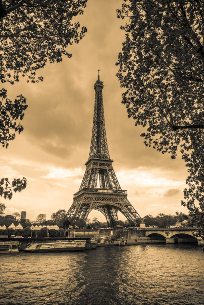 Paris // Eifelturm