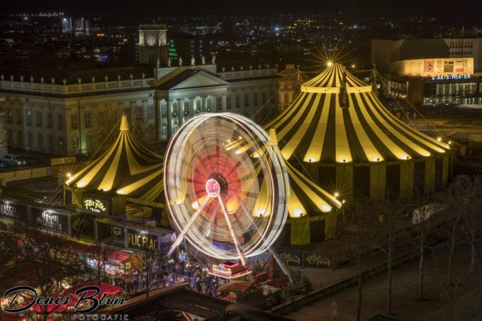 Kassel // Weihnachtsmarkt